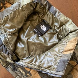 The North Face ThermoBall Insulated Jacket Camo